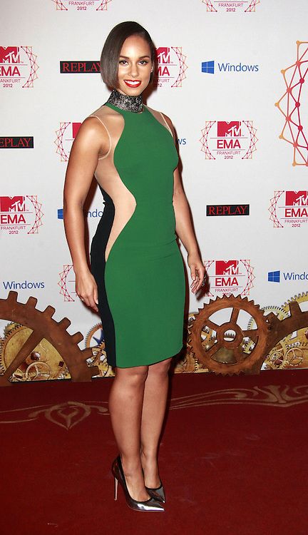 11.NOVEMBER.2012. FRANKFURT <br /> <br /> CELEBRITIES ON THE RED CARPET FOR THE 2012 MTV EUROPE MUSIC AWARDS HELD AT THE STADSHALLE IN FRANKFURT, GERMANY.<br /> <br /> BYLINE: EDBIMAGEARCHIVE.CO.UK<br /> <br /> *THIS IMAGE IS STRICTLY FOR UK NEWSPAPERS AND MAGAZINES ONLY*<br /> *FOR WORLD WIDE SALES AND WEB USE PLEASE CONTACT EDBIMAGEARCHIVE - 0208 954 5968*