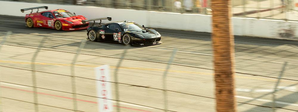 Mike Hedlund Pirelli World Challenge Ferarri 458 GT3