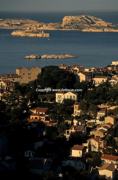 = Roucas blanc , endoume, malmousque Marseille  France    /// le quartier du Roucas blanc   Marseille  France  +