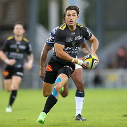 Paul Jordaan of La Rochelle during the pre-season match between Stade Rochelais and SU Agen on August 17, 2017 in La Rochelle, France. (Photo by Vincent Michel/Icon Sport)