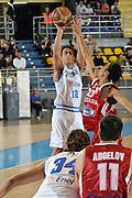 DESCRIZIONE : Torino Qualificazione Eurobasket 2009 Italia Bulgaria<br /> GIOCATORE : Massimo Bulleri<br /> SQUADRA : Nazionale Italia Uomini<br /> EVENTO : Raduno Collegiale Nazionale Maschile <br /> GARA : Italia Bulgaria Italy Bulgaria<br /> DATA : 17/09/2008 <br /> CATEGORIA : Tiro<br /> SPORT : Pallacanestro <br /> AUTORE : Agenzia Ciamillo-Castoria/G. Ciamillo <br /> Galleria : Fip Nazionali 2008<br /> Fotonotizia : Torino Qualificazione Eurobasket 2009 Italia Bulgaria<br /> Predefinita :