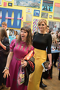 ANNIE MORRIS; SOPHIE DAHL, Royal Academy Summer Exhibition party. Burlington House. Piccadilly. London. 6 June 2018