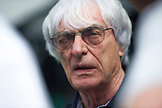 May 23, 2014: Monaco Grand Prix: Bernie Ecclestone