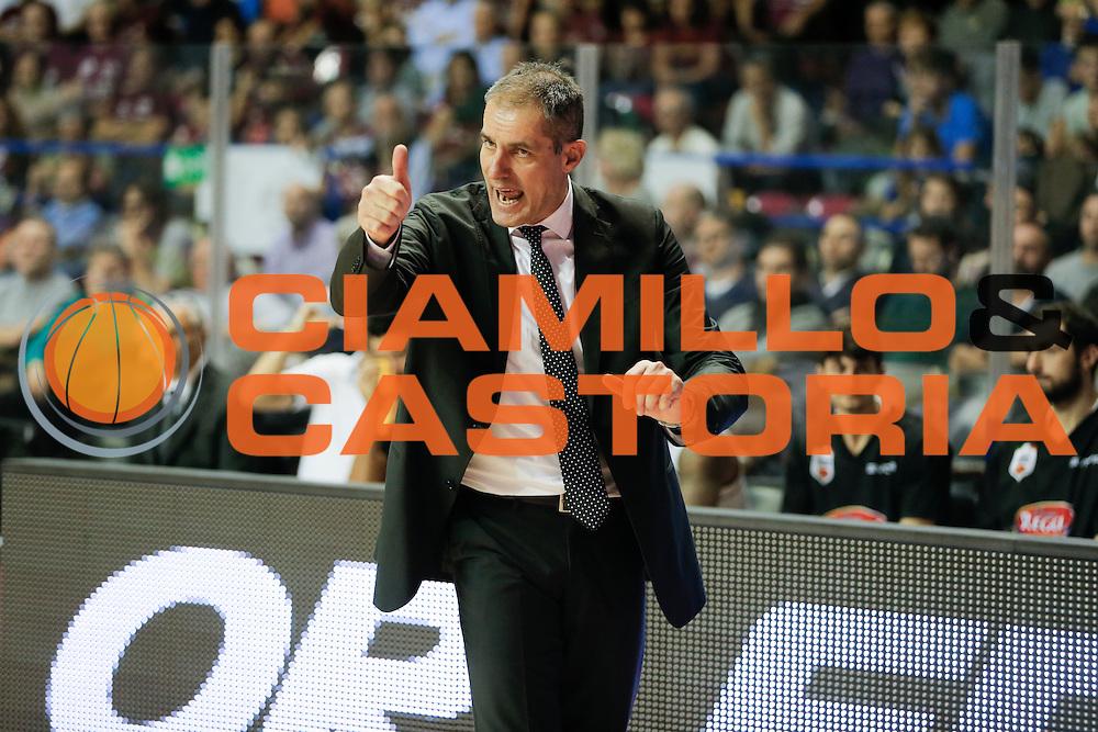 Sandro Dell'Agnello<br /> Umana Reyer Venezia - Pasta Reggia Caserta<br /> Lega Basket Serie A 2016/2017<br /> Venezia 27/11/2016<br /> Foto Ciamillo-Castoria
