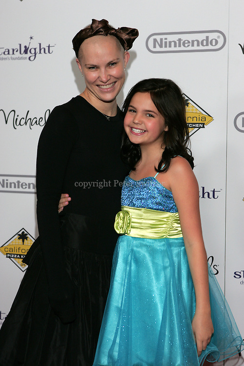 "Bailee Madison arrives on the red carpet at ""A Stellar Night"" hosted by ""Starlight Children's Foundation"" who are brightening the lives of seriously and terminally ill children in order to take their minds off the pain, fear and isolation of their illness. The Gala benefit was held at the Century Plaza Hyatt Hotel in Century City Ca. Saturday March 26, 2011. Photo by Peter Switzer"