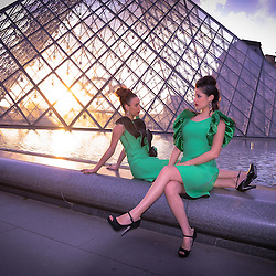 Paris Green Fashion, Lopze desing
