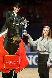 von Bredow-Werndl Jessica (GER) - Unee BB<br /> Gothenburg Horse Show 2014<br /> Class D2 - REEM ACRA FEI WORLD CUP DRESSAGE GRAND PRIX KÜR<br /> © Hippo Foto - Peter Zachrisson
