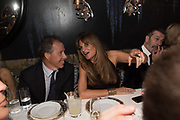 THE EARL OF SNOWDON; JEMIMA KHAN, Robin Birley and Lady Annabel Goldsmith Summer Party. Hertford St. London. 5 July 2017