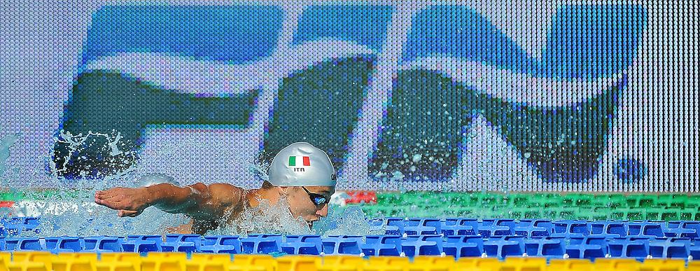 PAVONE Fracnesco ITA<br /> Italian Team<br /> 200 Butterfly Final A Men<br /> 50 Settecolli Trofeo Internazionale di nuoto 2013<br /> swimming<br /> Roma, Foro Italico  12 - 15/06/2013<br /> Day01<br /> Photo Andrea Masini/Deepbluemedia/Insidefoto
