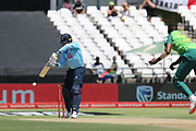 England's Jason Roy during the One Day International match between South Africa and England at PPC Newlands, Capetown, South Africa on 4 February 2020.