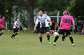 Allan Contracting Nomads VS Gore Wanderers Masters