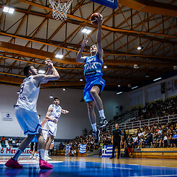 20190729: GRE, Basketball - FIBA U18 European Championship Volos 2019, Greece vs Slovenia