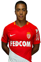 Youri Tielemans during Photoshooting of Monaco for new season 2017/2018 on September 28, 2017 in Monaco, France. (Photo by Chateau/Asm/Icon Sport)