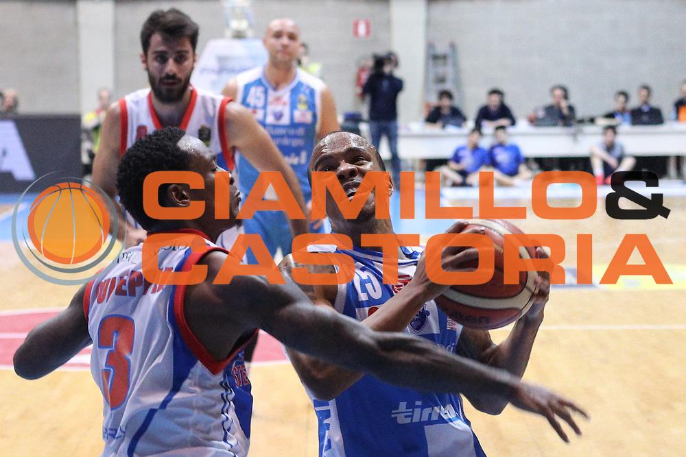Hatcher William, Red October Cantù vs Banco di Sardegna Sassari - 16 giornata Campionato LBA 2017/2018, PalaDesio Desio 20 gennaio 2018 - foto BERTANI/Ciamillo