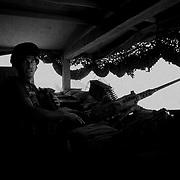 Soldato di vedetta
