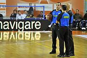 DESCRIZIONE : Udine Lega A2 2010-11 Snaidero Udine Mazzeo San Severo<br /> GIOCATORE : Gaetano Perretti, Eduardo Ciano, Nicola Beneduce<br /> SQUADRA :  Arbitri<br /> EVENTO : Campionato Lega A2 2010-2011<br /> GARA : Snaidero Udine Mazzeo San Severo<br /> DATA : 31/10/2010<br /> CATEGORIA : Arbitri<br /> SPORT : Pallacanestro <br /> AUTORE : Agenzia Ciamillo-Castoria/S.Ferraro<br /> Galleria : Lega Basket A2 2009-2010 <br /> Fotonotizia : Udine Lega A2 2010-11 Snaidero Udine Mazzeo San Severo<br /> Predefinita :