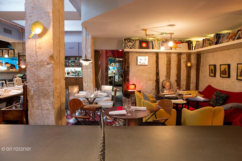 Restaurant Le Derrière après rénovation