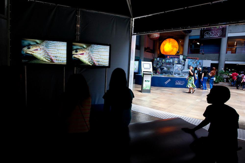 Porto Alegre_RS, Brasil...Museu ciencia e tecnologia em Porto Alegre, Rio Grande do Sul...The Science and Technology Museum in Porto Alegre, Rio Grande do Sul. ..Foto: MARCUS DESIMONI / NITRO