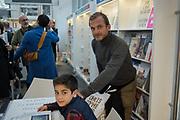 Atlas, Christopher Anderson, Jeu le paume, Stanley Barker signing,  Paris . 9 November 2018