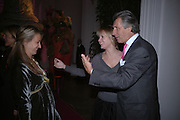 Anya Hindmarch, Kate Reardon and ARNAUD BAMBERGER. Cartier party to celebrate the Blooming of a precious jewel. the Orangery. Kensington Palace. London.  25 October 2005. October 2005. ONE TIME USE ONLY - DO NOT ARCHIVE © Copyright Photograph by Dafydd Jones 66 Stockwell Park Rd. London SW9 0DA Tel 020 7733 0108 www.dafjones.com
