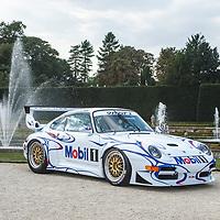1999, Porsche 911 (993) R Evo at the Salon Privé, 31 August - 1 September 2018