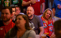 CHARLOTTE, USA - Saturday, July 21, 2018: The Anfield Wrap live show at Flight Beer and Music Hall ahead of a preseason International Champions Cup match between Borussia Dortmund and Liverpool FC in Charlotte. (Pic by David Rawcliffe/Propaganda)