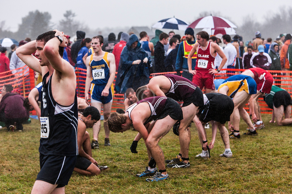 NCAA Division III Cross Country Championships, Northeast Region