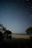 Night Sky, Mbotyi River, and Indian Ocean<br /> <br /> shot in South Africa