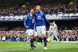 Everton's James McCarthy celebrates after scoring the opening goal - Photo mandatory by-line: Matt McNulty/JMP - Mobile: 07966 386802 - 15/03/2015 - SPORT - Football - Liverpool - Goodison Park - Everton v Newcastle United - Barclays Premier League