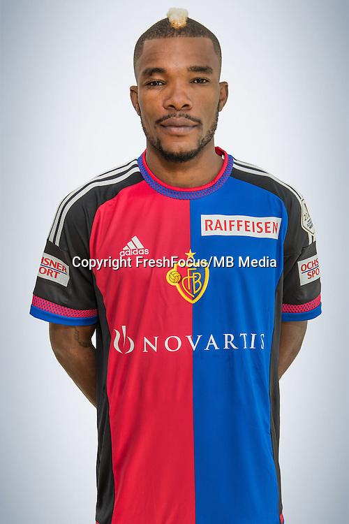 15.07.2016; Basel; Fussball Super League - FC Basel; Portrait; <br />Geoffroy Serey Die (Basel) <br />(Sacha Grossenbacher/pool/freshfocus)