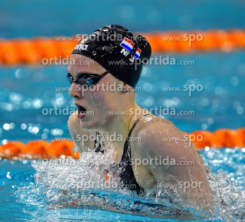 02-04-2015 NED: Swim Cup, Eindhoven<br /> Marrit Steenbergen<br /> Photo by Ronald Hoogendoorn / Sportida