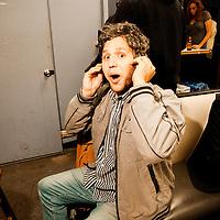 Robbie Collier as Norm MacDonald - Schtick or Treat 2012 - November 4, 2012 - Littlefield