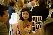 Sagarika de Costa, The Cartier Style et Luxe Concours lunch at the Goodwood Festival of Speed. July 13, 2008  *** Local Caption *** -DO NOT ARCHIVE-© Copyright Photograph by Dafydd Jones. 248 Clapham Rd. London SW9 0PZ. Tel 0207 820 0771. www.dafjones.com.