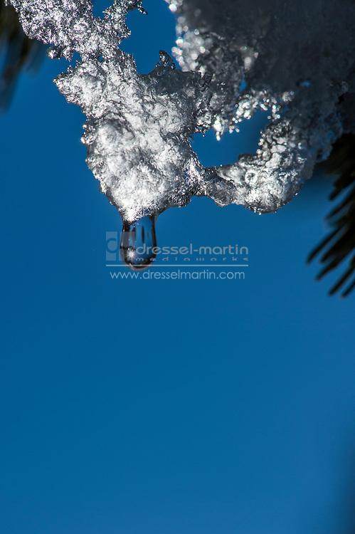 fall snow