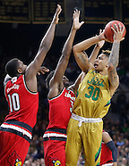 NCAA Basketball - Notre Dame Fighting Irish vs Louisville - South Bend, IN