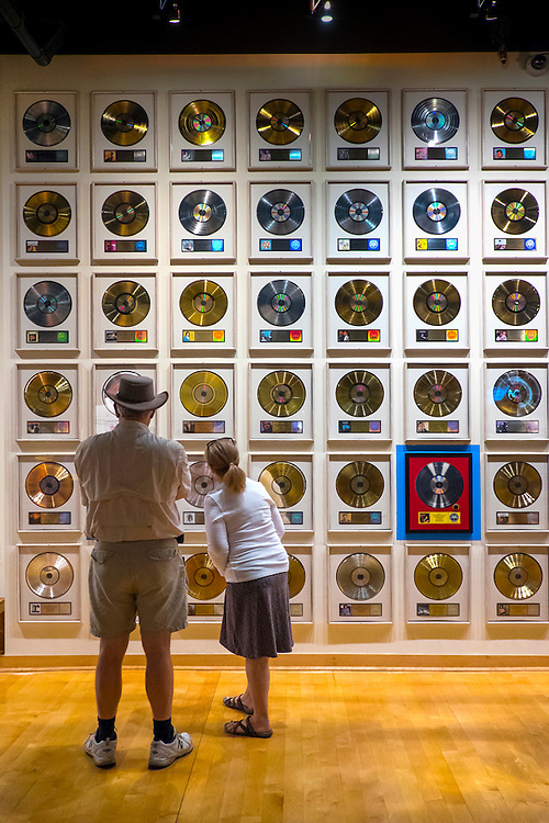 Country Music Hall Of Fame, Nashville, TN