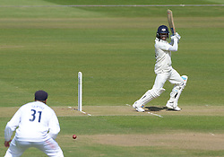 Hamish Marshall of Gloucestershire Cricket  - Photo mandatory by-line: Dougie Allward/JMP - Mobile: 07966 386802 - 29/04/2015 - SPORT - Cricket - Bristol - County Ground - Gloucestershire Cricket v Derbyshire Cricket - LV=County Cricket 2