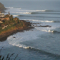Raglan surf line ups