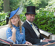 Royals Attend Second Day Of Royal Ascot