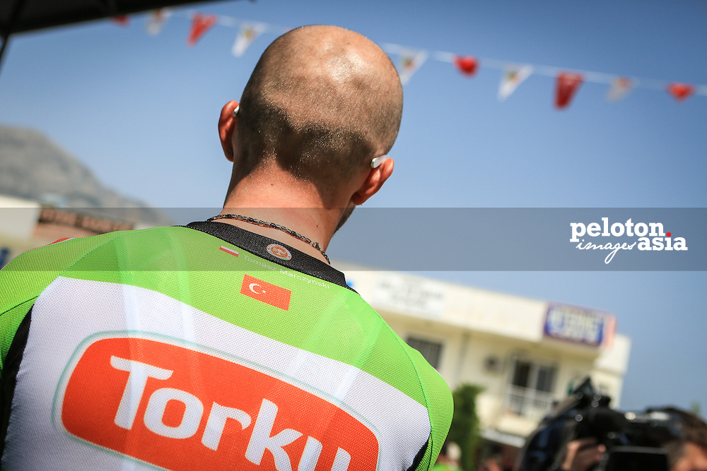 Tour of Turkey 2015 / Stage 3/ Kemer - Elmali / 165.3km / Torku