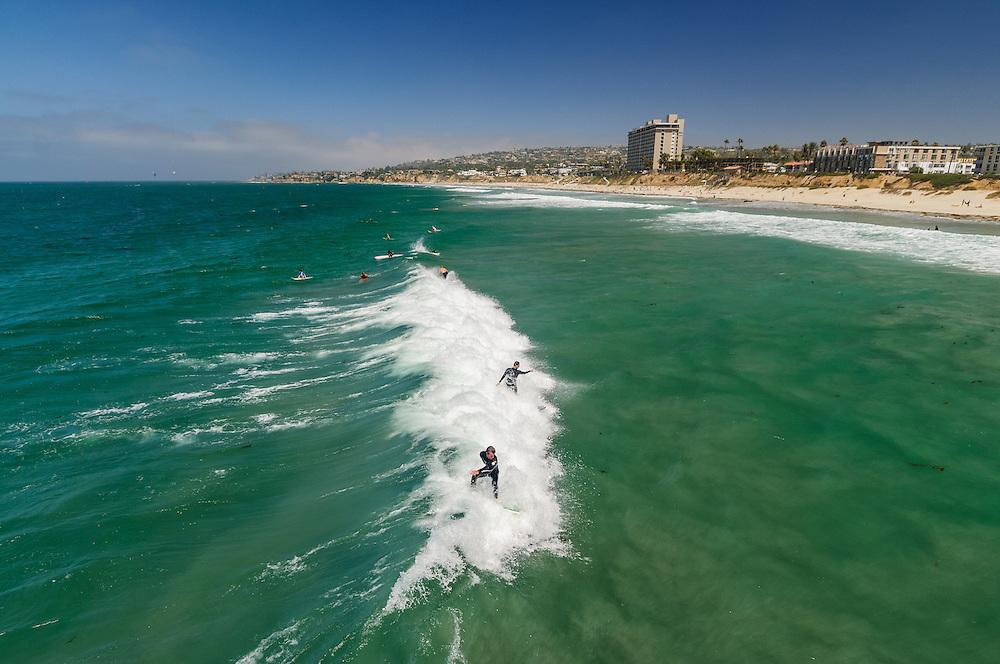 Crystal Pier Hotel.4500 Ocean Boulevard, San Diego, California