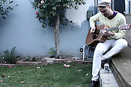 graham forest and neverever at a backyard birthday party in highland park, los angeles