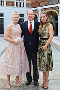 Day 3 - Cocktail Reception at Monaco Palace And at the Ministere D'Etat- June 9th 2014