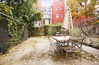 Garden at 138 West 127th Street