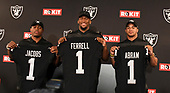 Apr 26, 2019-NFL-Oakland Raiders Press Conference