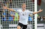 Fussball EURO 2012: Daenemark - Deutschland