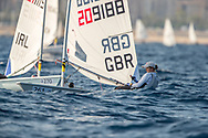 2017 Laser Senior European Championship  Barcelona Spain