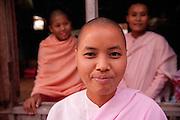 Shew Kyin Monestary Nuns, Burma