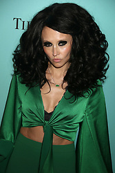 April 19, 2017 - New York, New York, U.S. - Designer STACEY BENDET attends the Tiffany & Co. and Harper's Bazaar 150th Anniversary Event held at the Rainbow Room. (Credit Image: © Nancy Kaszerman via ZUMA Wire)
