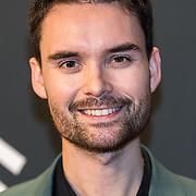 NLD/Amsterdam/20191114 - Uitreiking Esquires Best Geklede Man 2019, Domien Verschuuren